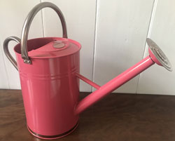 how to make a rose for a watering can