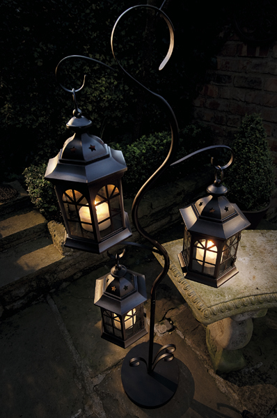 Light lantern lighting pinterest lanterns lights for Gardeners supply company catalog