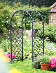 Garden Arch (Lattice)