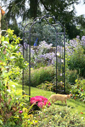 Heavy Duty Ornate Garden Arch