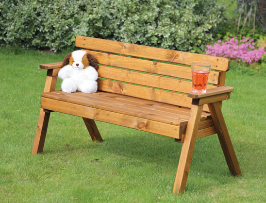 Brilliant Uk Garden Supplies Childrens Wooden Garden Bench Short Links Chair Design For Home Short Linksinfo