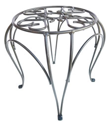 Large Metal Flower Pot Stand