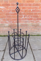 Heavy Duty Round Welly Boot Stand
