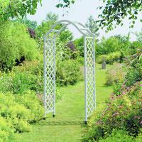 Uk Garden Supplies Garden Arches And Wooden Arches
